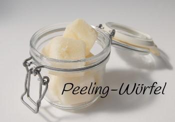 Peeling-Würfel
